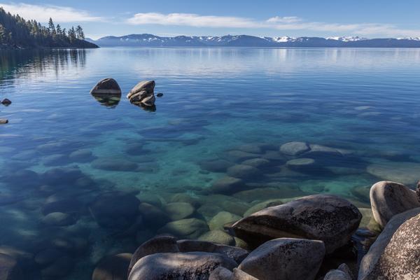 Protecting Tahoe's shoreline