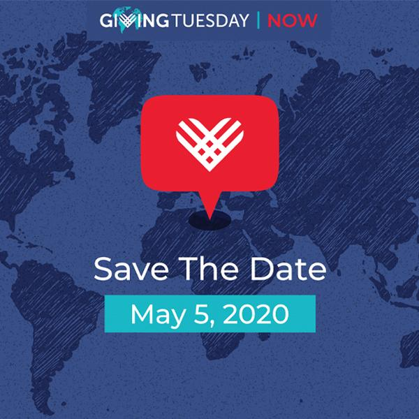 Giving Tuesday Now - May 5