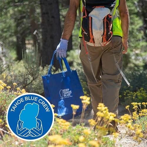 Tahoe Blue Crew training