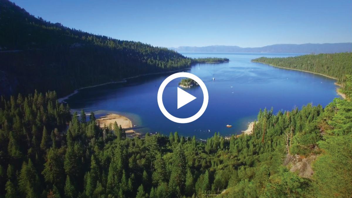 I dream a dream of Tahoe
