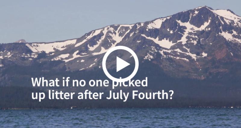 Video_ July 5 beach cleanups