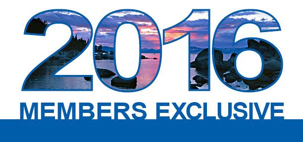 2016 members exclusive