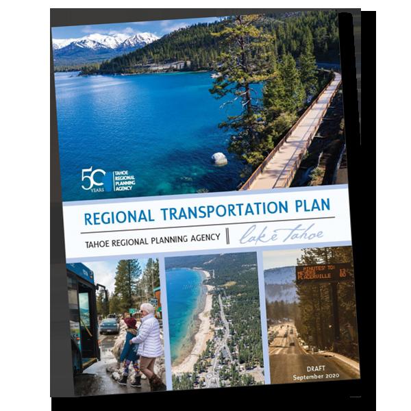 2020 Lake Tahoe Regional Transportation Plan