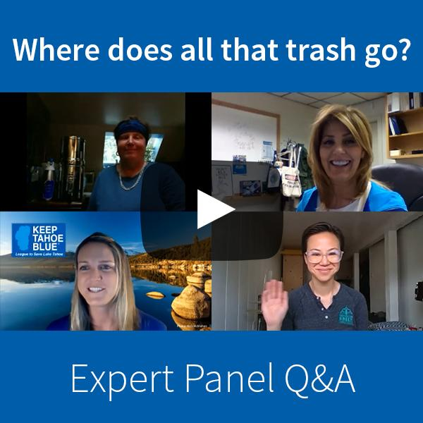 Expert Waste Panel Q&A Video
