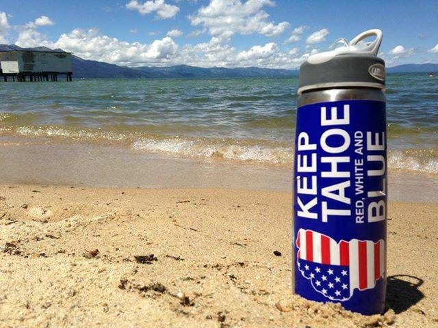 Keep Tahoe Red_ White _ Blue