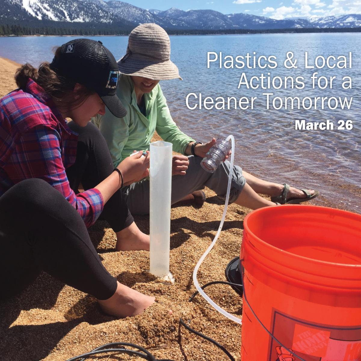 Patagonia Plastics Panel - March 26
