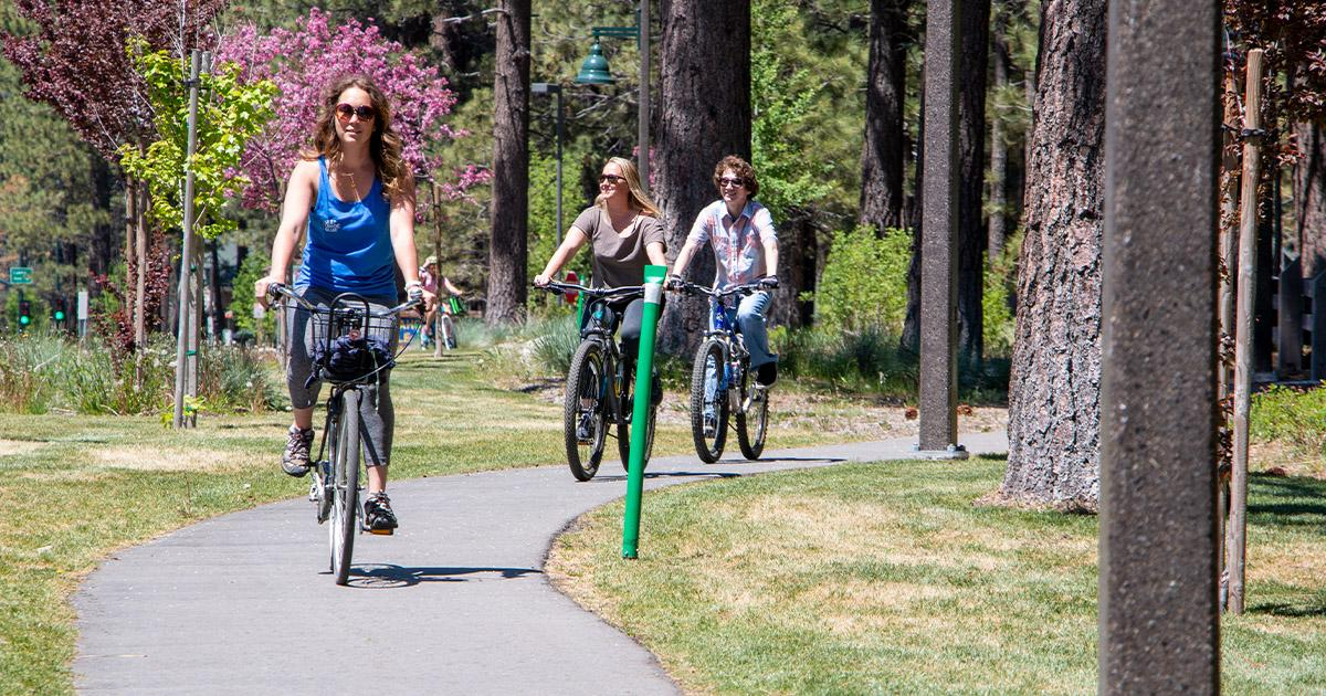 Tahoe Bike Challenge Month - June 2020