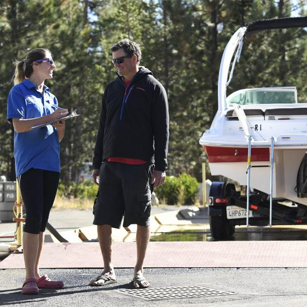 Tahoe Boat Inspection Stations Set to Reopen
