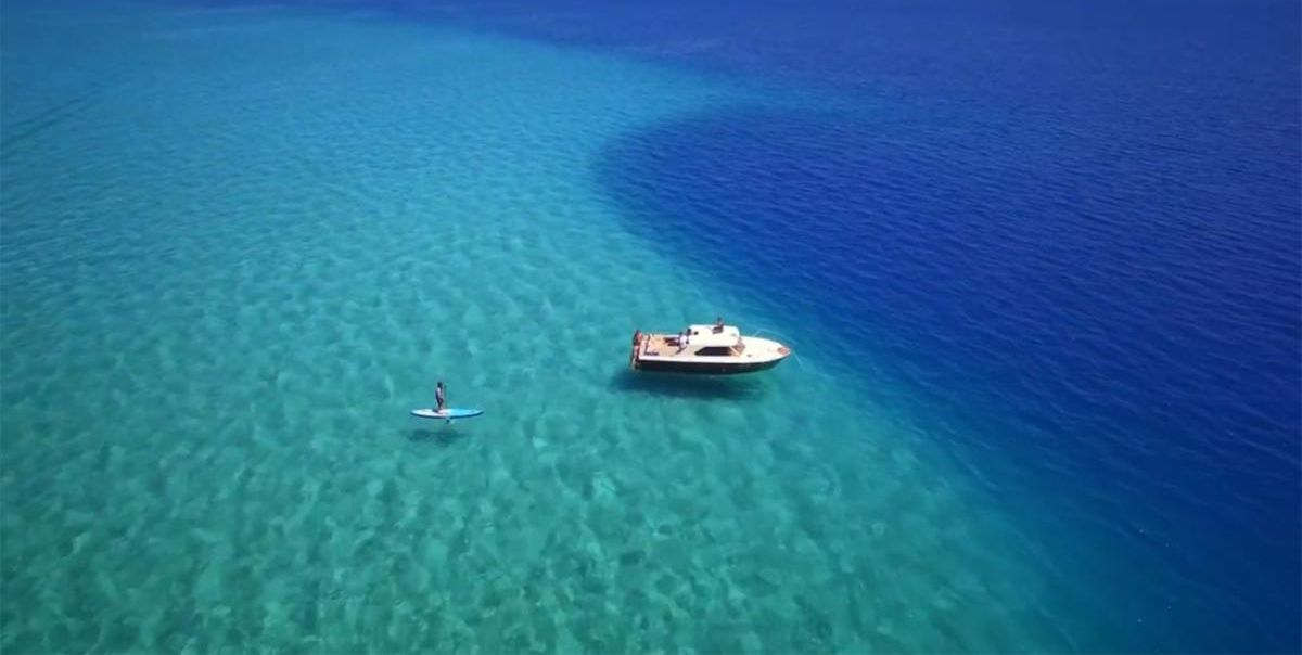 Boating at Lake Tahoe