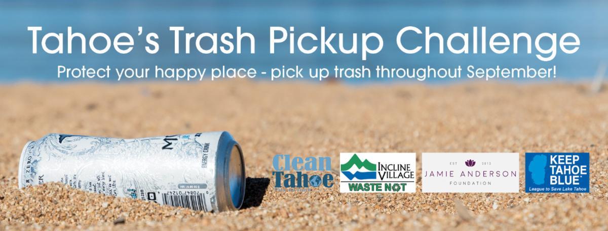 Tahoe's Trash Pickup Challenge