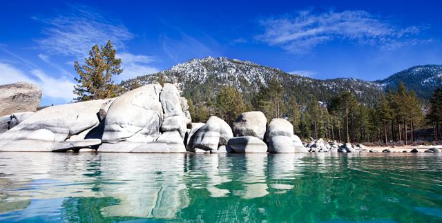 Lake Tahoe Restoration Act advances