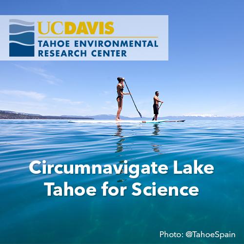 Circumnavigate Lake Tahoe for Science
