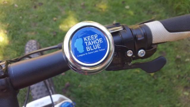 Keep Tahoe Blue Bicycle Bell
