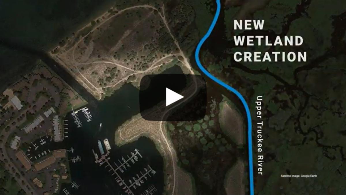 Video - Upper Truckee Marsh Restoration