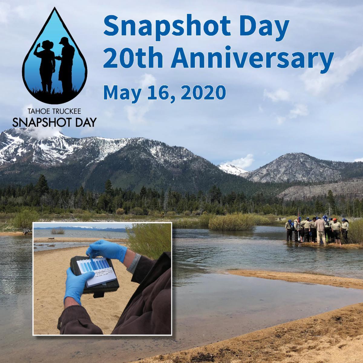 Snapshot Day - May 16