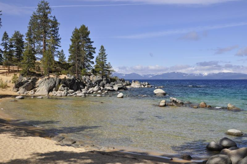 Sales of Lake Tahoe license plates help protect the Lake now and for future generations.
