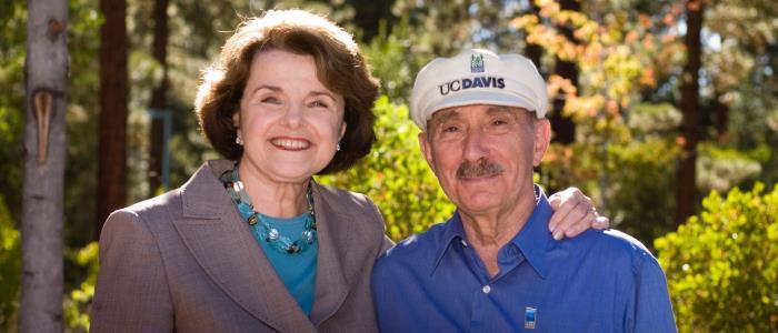Honoring Dr. Charles Goldman