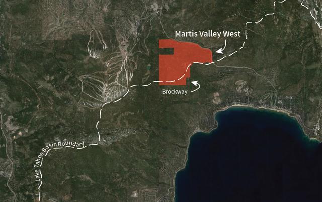 Martis Valley West