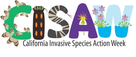 California Invasive Species Action Week