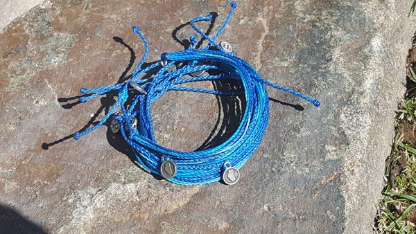Keep Tahoe Blue - Pura Vida bracelets