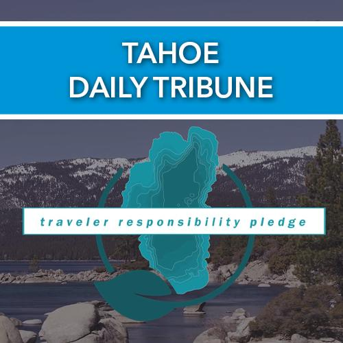 #TahoePledge - Tahoe Daily Tribune