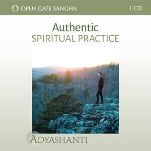 Authentic Spiritual Practice