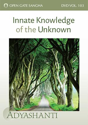 Innate Knowledge of the Unknown