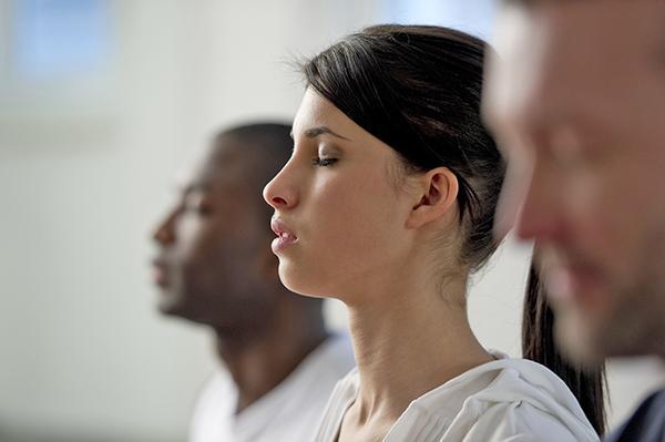 Meditators