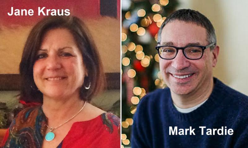 Jane Kraus, Mark Tardie