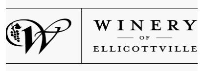Winery of Ellicottville logo