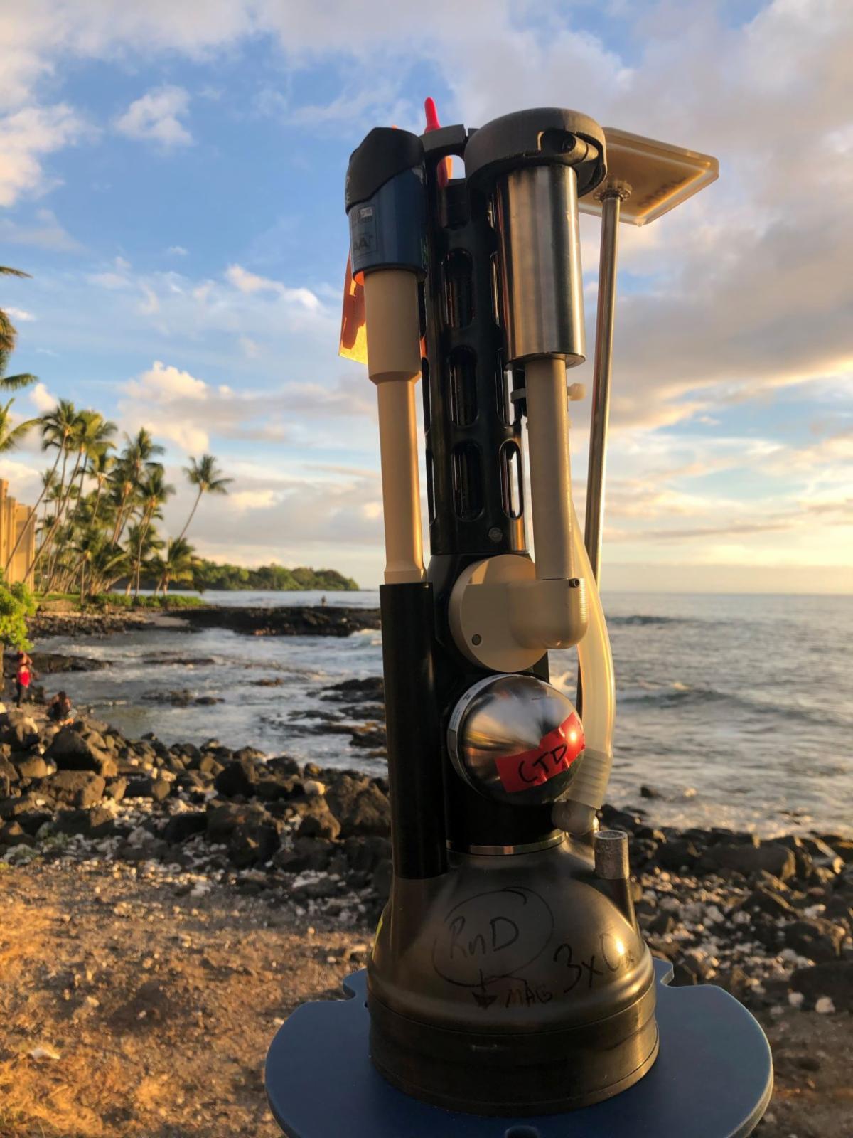 BGC Argo float with oxygen sensor