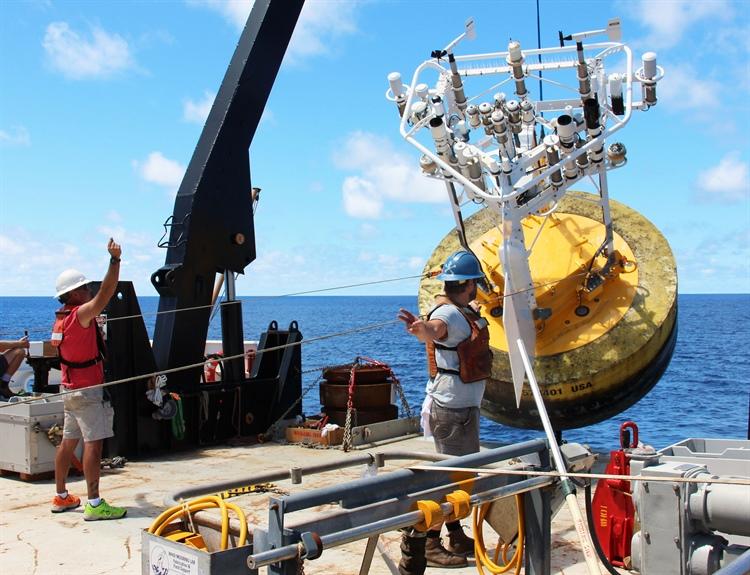 NTAS buoy recovery
