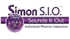 Simon Sounds it Out Individual Phonics Instruction  Software