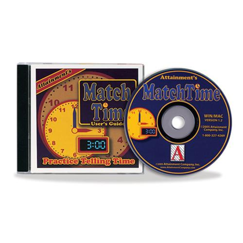 MatchTime CD Case