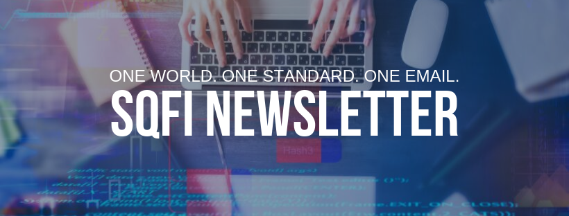 The SQFI Monthly Newsletter: August 2019