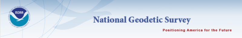 National Geodetic Survey