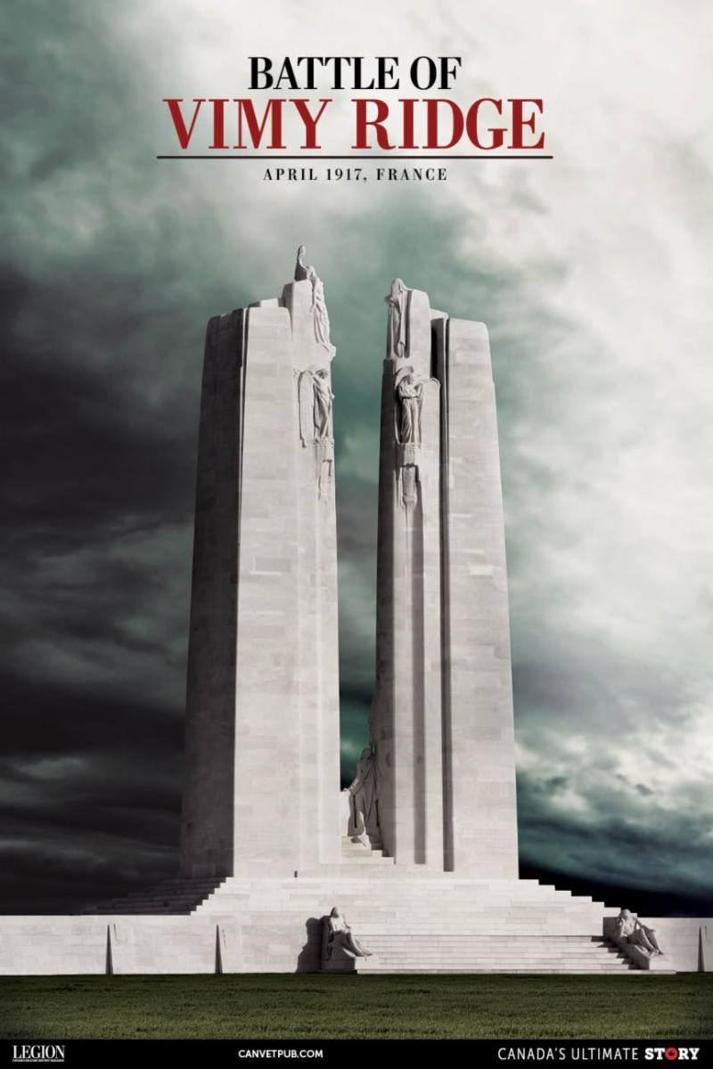 Vimy Ridge AOLS In Sight Jan 4-2018