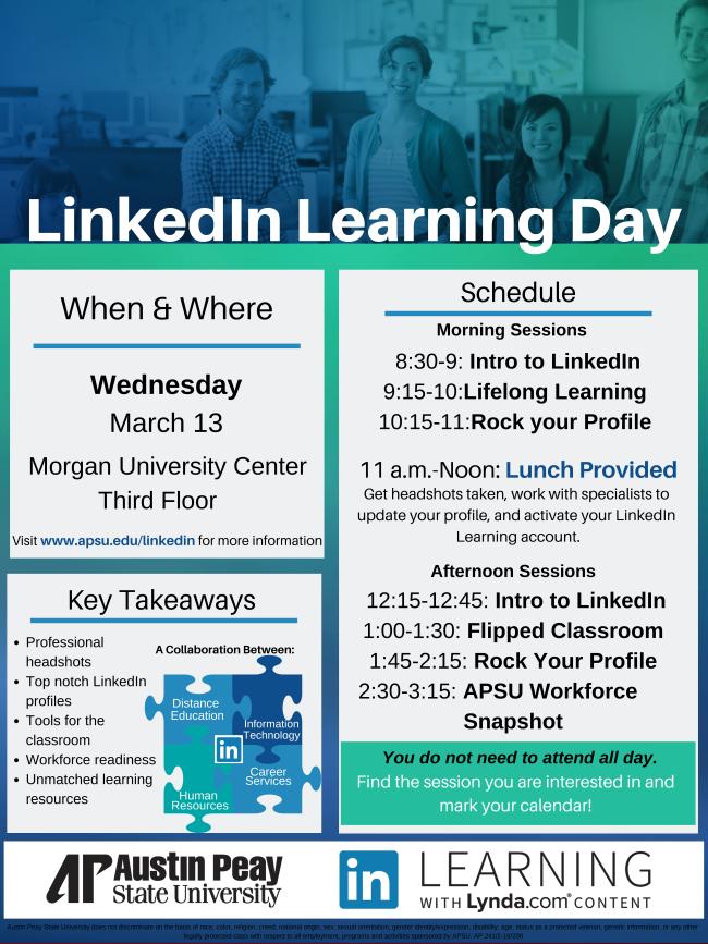 LinkedIn Learning Day