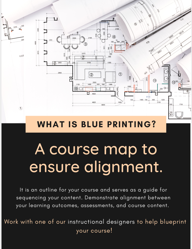 A course map to ensure alignment