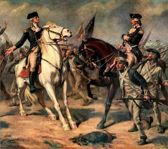 Revolutionary War Reenactment Comes to New Jersey