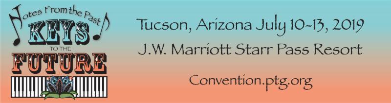 2019 PTG Convention & Technical Institute Ad