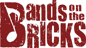 Bands on the Bricks Logo