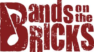 Bands on the Bricks Logo