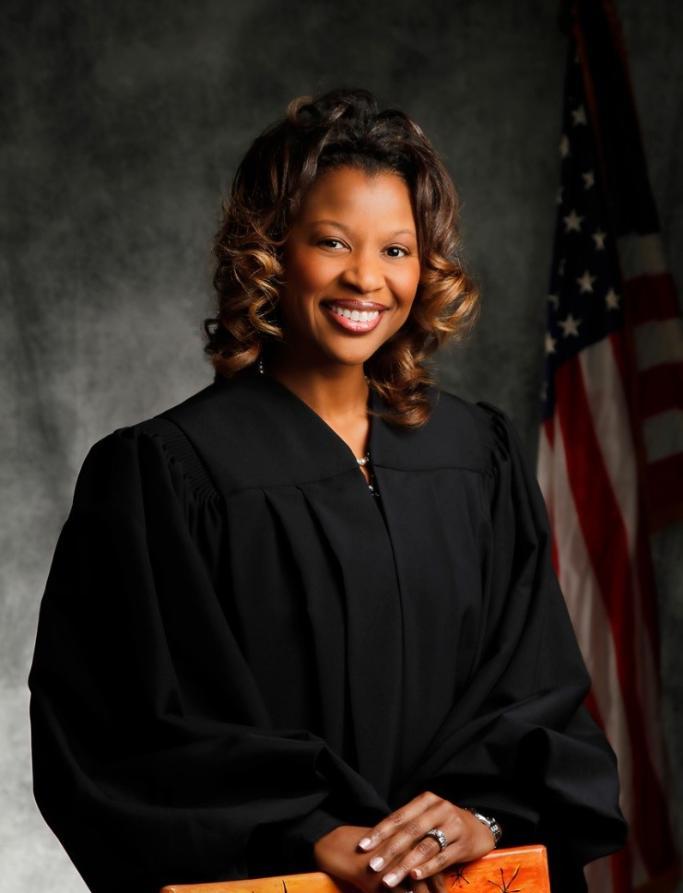 Judge Nakisha Ervin-Knott