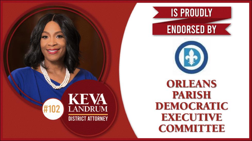 Keva Landrum - Democrats_endorsement_OPDEC