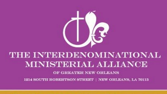 Interdenominational Ministerial Alliance GNO