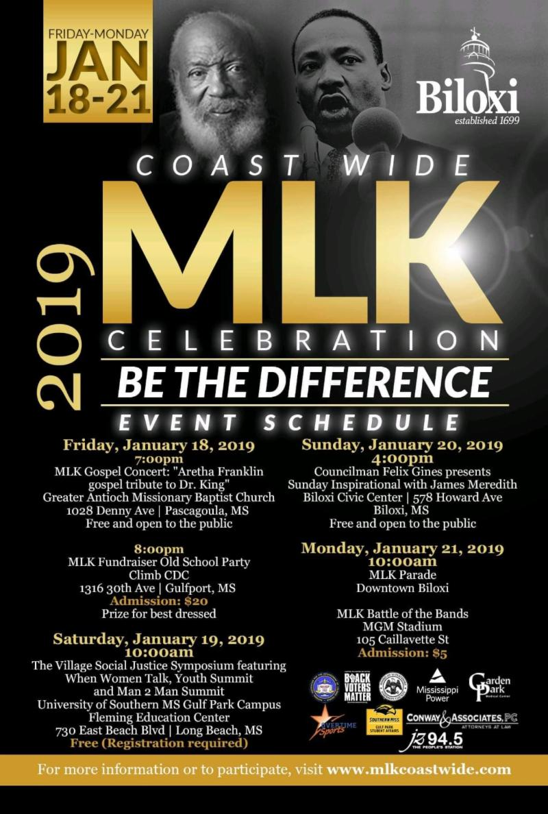 33rd Annual Martin Luther King, Jr  Memorial Service