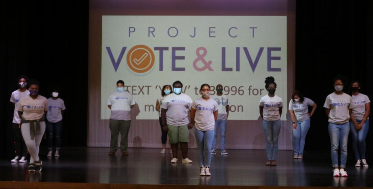 Project Vote & Live