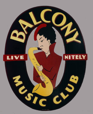 Balcony Music Club