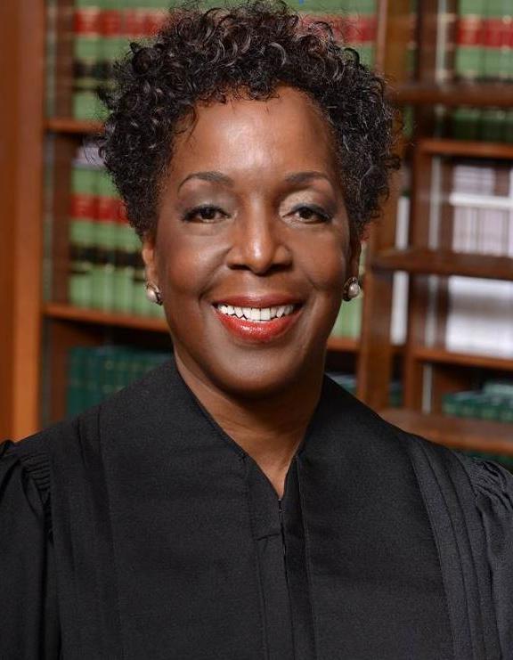 Judge Ethel Simms Julien